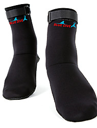 cheap -Neoprene Boots 3mm Neoprene Diving Surfing Snorkeling - High Strength Softness for Adults