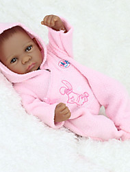 cheap -NPKCOLLECTION NPK DOLL Reborn Doll Baby 12 inch Full Body Silicone Silicone Vinyl - lifelike Cute Hand Made Child Safe Non Toxic Lovely Kid's Toy Gift / Parent-Child Interaction / CE Certified