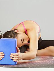 Недорогие -Блок для йоги 1 pcs Высокая плотность Водонепроницаемый Легкость Защита от запаха Этиленвинилацетат Для поддержки и усложнения упражнений Для развития баланса и гибкости Для