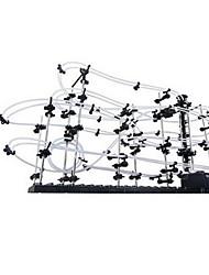 abordables -Spacerail Level 2 Set de Circuits à Billes Circuit à Bille Rectangulaire Galaxie Etoilée Focus Toy Motif géométrique résine ABS Enfant Adulte Unisexe Garçon Fille Jouet Cadeau 1 pcs