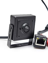 Недорогие -hqcam® 720p onvif 1/4 cmos h62 1.0mp 25fps безопасность мини-камера ip cctv 3.7mm объектив наблюдения ip-камера