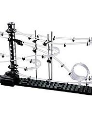 abordables -Spacerail III Level 2 Set de Circuits à Billes Circuit à Bille Rectangulaire Galaxie Etoilée Focus Toy Motif géométrique résine ABS Tous