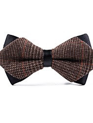 cheap -Men's Casual Bow Tie - Jacquard Bow