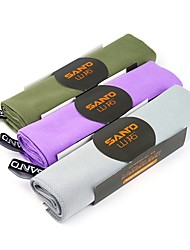 cheap -Camping & Hiking Quick Dry Soft Polyester Nylon Solid Colored Camping / Hiking 75*31 cm