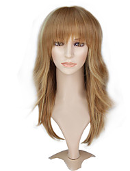 cheap -Cosplay Wigs Women's 24 inch Heat Resistant Fiber Brown Anime / Princess Lolita