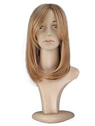 cheap -Cosplay Wigs Women's 20 inch Heat Resistant Fiber Brown Anime / Princess Lolita