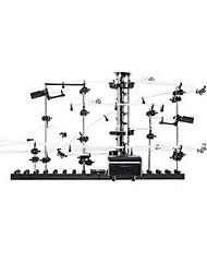 abordables -Spacerail Level 1 Set de Circuits à Billes Circuit à Bille Rectangulaire Galaxie Etoilée Focus Toy Motif géométrique résine ABS Enfant Adulte Unisexe Garçon Fille Jouet Cadeau 1 pcs