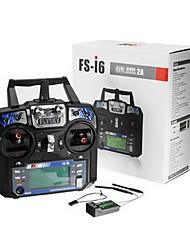 cheap -FS-i6 1 set Transmitter / Remote Controller / Remote Controls Drones Drones Plastics