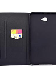 Недорогие -Кейс для Назначение Amazon Kindle Fire 7(5th Generation, 2015 Release) Бумажник для карт / со стендом / Флип Чехол Слон Твердый Кожа PU