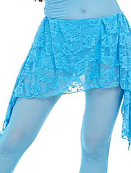 cheap -Belly Dance Ordinary Women's Training Spandex Lace / Belt Hip Scarf
