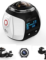 cheap -V1 Gopro Gopro & Accessories Outdoor Recreation vlogging Mini / WiFi / Video Out 64 GB 2160P / 30fps 16 mp 1 inch 8.0MP CMOS 30 m / Wide Angle