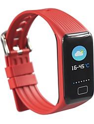 Недорогие -K1 PLUS для Android 4.4 Израсходовано калорий / Bluetooth / Защита от влаги / Сенсорный датчик / Контроль APP / Педометр / Напоминание о звонке / Датчик для отслеживания активности
