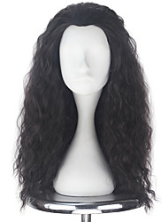 cheap -Cosplay Wigs Men's Women's 22 inch Heat Resistant Fiber Brown Anime / Princess Lolita
