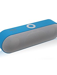cheap -LX-NBY-18 Outdoor Bluetooth Speaker Mini Style Bluetooth V3.0 Audio (3.5 mm) 1 x USB TF Card Slot Bookshelf Speaker Black Gray Red Blue