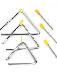 cheap -Educational Toy Sounds Triangle Ferroalloy