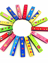 Недорогие -Музыкальный инструмент Для детей Очень свободное облегание Простой Веселье Металл Музыкальные инструменты