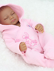 cheap -NPKCOLLECTION NPK DOLL Reborn Doll Girl Doll Baby Girl 12 inch Full Body Silicone Silicone Vinyl - Newborn lifelike Cute Hand Made Child Safe Non Toxic Kid's Unisex / Girls' Toy Gift / Floppy Head