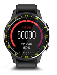 cheap -HF1 Casual Watch Fashion Watch Android iOS Bluetooth Smart Business Portable Card Holder Mood Tracker Pedometer Call Reminder altitude meter Sleep Tracker / Sedentary Reminder / Alarm Clock