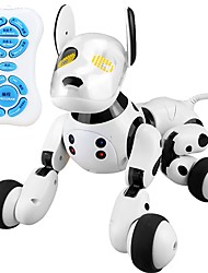 cheap -2.4G Wireless Remote Control Smart Dog Electronic Pets Robot Dog Dog Animal Singing Dancing Walking A Grade ABS Plastic Boys' Girls' Toy Gift / intelligent