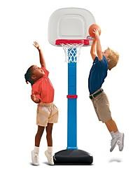 Недорогие -Баскетбольные игрушки Спортивные товары Простой Удобная ручка Взаимодействие родителей и детей Полипропилен + ABS Детские Мальчики Девочки Игрушки Подарок