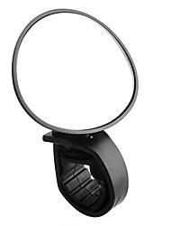 Недорогие -Зеркало заднего вида Барное зеркало для велосипеда Полет с возможностью вращения на 360 градусов Легкие материалы Функция вращения Велоспорт мотоцикл Велоспорт Пластик Черный