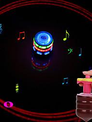 Недорогие -Спортивные товары LED освещение Игрушки с подсветкой пение Декомпрессионные игрушки для подарков на день рождения и вечеринок 1 pcs