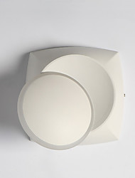 cheap -ZHISHU Mini Style Simple / Modern / Contemporary Wall Lamps & Sconces Living Room / Bedroom / Dining Room Metal Wall Light 110-120V /
