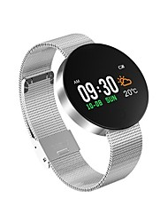 cheap -CF006 PRO Smart Watch BT Fitness Tracker Support Notify/ Heart Rate Monitor Steel Stainless Sports Smartwatch Compatible Samsung/ Android/ Iphone