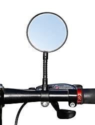 Недорогие -Зеркало заднего вида Зеркало велосипеда Handlerbar Легкие материалы Устойчивость Велоспорт мотоцикл Велоспорт Пластик Черный Шоссейный велосипед Горный велосипед