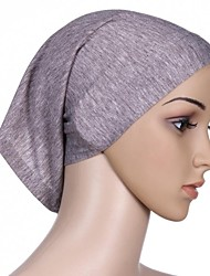 cheap -Women's Basic Cotton Hijab - Solid Colored