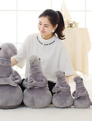 cheap -Stuffed Animal Plush Toys Plush Dolls Stuffed Animal Plush Toy Animal Lovely Comfy Hot Waiting Plush Toy ZhdunMeme Tubby Gray Imaginative Play, Stocking, Great Birthday Gifts Party Favor Supplies