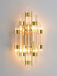 cheap -JLYLITE Mini Style Modern / Contemporary Wall Lamps & Sconces Living Room / Bedroom / Dining Room Metal Wall Light 110-120V / 220-240V 40W