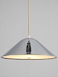 cheap -JLYLITE 3-Light Pendant Light Downlight Electroplated Painted Finishes Aluminum Mini Style 110-120V / 220-240V Bulb Not Included / FCC / VDE / E26 / E27