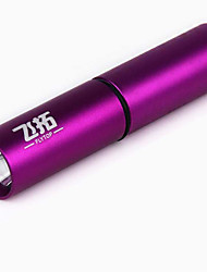 cheap -LED LED 1 Emitters 1 Mode Special Designed Everyday Use Purple Gold Red / Aluminum Alloy