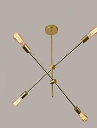 Недорогие -4-Light Люстры и лампы Рассеянное освещение Электропокрытие Металл 110-120Вольт / 220-240Вольт Лампочки не включены / E26 / E27