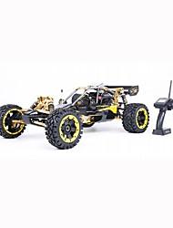 cheap -RC Car ROVAN Rovan Baja360 2.4G Rock Climbing Car / Off Road Car / Drift Car 1:5 Gas 40 km/h