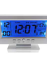 cheap -Alarm Clocks Alarm Clock Battery #