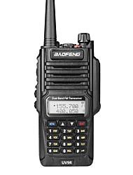 Недорогие -Baofeng УФ-9R ручной IP7 водонепроницаемый двухдиапазонный Walkie Talkie двухстороннее радио домофон широкий диапазон совместимых частот ручной двухдиапазонный
