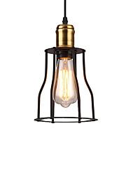 Недорогие -OYLYW Мини Подвесные лампы Рассеянное освещение Окрашенные отделки Металл Мини 110-120Вольт / 220-240Вольт