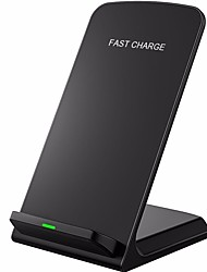 cheap -Wireless Charger USB Charger Universal Wireless Charger / Qi Not Supported 2 A 100~240 V for iPhone X / iPhone 8 Plus / iPhone 8