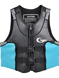 cheap -YON SUB Life Jacket Swimming Sailing Neoprene Swimming Diving Surfing Top for Adults