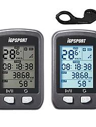 Недорогие -iGPSPORT® IGS20E Велокомпьютер Велосипедный спидометр Водонепроницаемость Секундомер GPS Горный велосипед Шоссейный велосипед Велосипедный спорт / Велоспорт Велоспорт