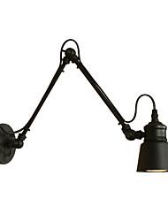 abordables -Antireflet / Style mini LED / Rétro / Vintage Lumières de bras oscillant Salle de séjour / Magasins / Cafés Métal Applique murale