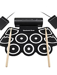 cheap -Percussion W760 Plastics Silica Gel Music USB Musical Instrument Best Gift for Kids and Beginners / Educational Toy