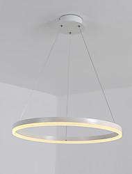 cheap -1-Light 36W Modern Acrylic Simplicity LED Pendant Lights Indoor Light For Office Living Room Bedroom Restaurant