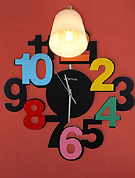 cheap -Novelty Picture Wall Lights Bedroom / Study Room / Office Metal Wall Light 220-240V 40 W / E27