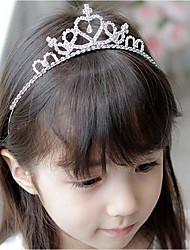 cheap -Kids Girls' Hair Accessories Silver One-Size / Clips & Claws