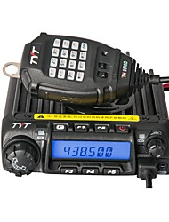 cheap -TYT TH-9000D Vehicle Mounted Emergency Alarm 3KM-5KM 45W Walkie Talkie Two Way Radio Intercom Mobile Radio 200CH Dual Display Repeater Scrambler Transceiver Car Truck