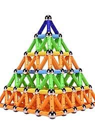 cheap -Magnetic Blocks Magnetic Sticks Magnetic Tiles Building Blocks Building Bricks 50/100/150 pcs Architecture Parent-Child Interaction Building Toys Boys' Girls' Toy Gift / Kid's