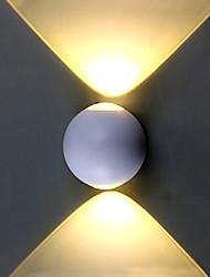 cheap -ZHISHU Mini Style / Waterproof Simple / Modern / Contemporary Wall Lamps & Sconces / Bathroom Lighting Vanity Light
